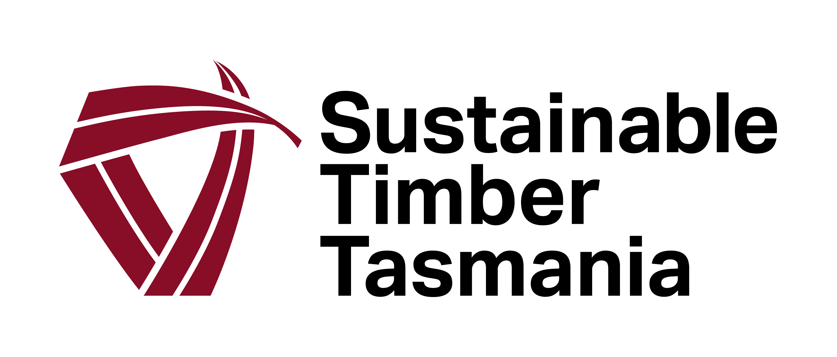 Sustainable Timber Tasmania logo